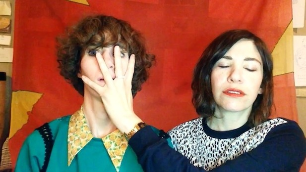 miranda july carrie brownstein dating The massively influential and super fucking great punk trio recorded no cities to love in secret with made by miranda july carrie brownstein.