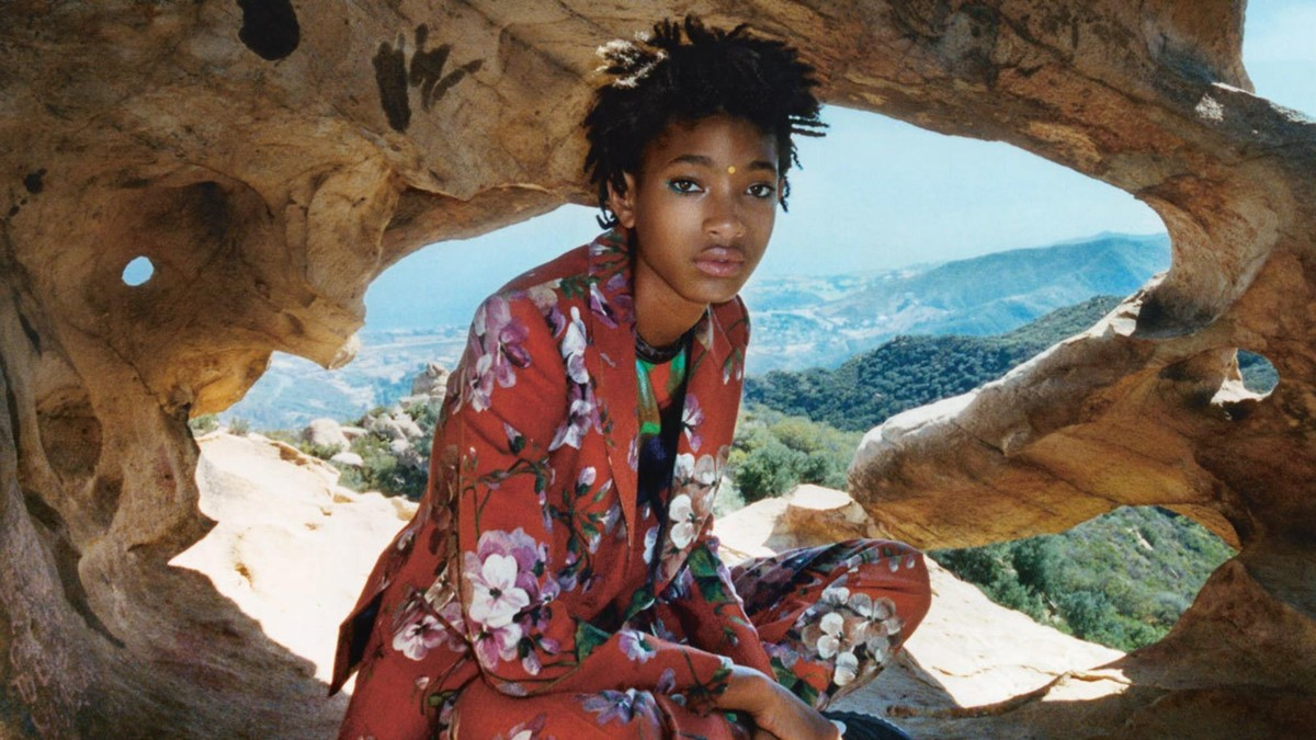 willow smith releases debut album, including an ode to ...