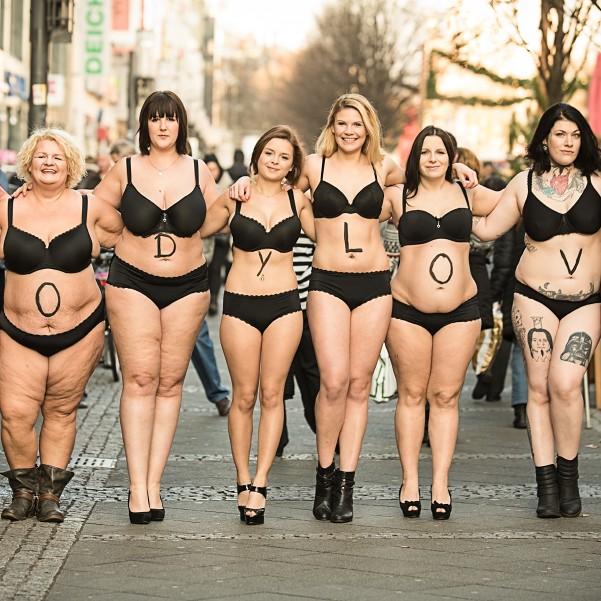 #bodylove ist das großartige fotoprojekt, das den ...