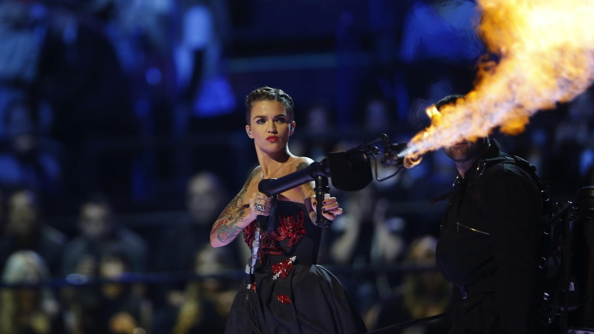 These Are the Reasons Why Ruby Rose Deserves a GLAAD Award