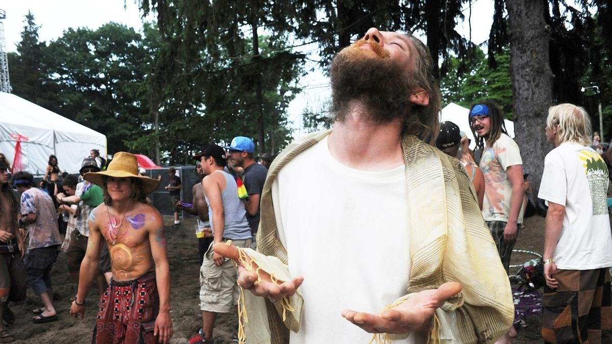 Rencontre homme hippie