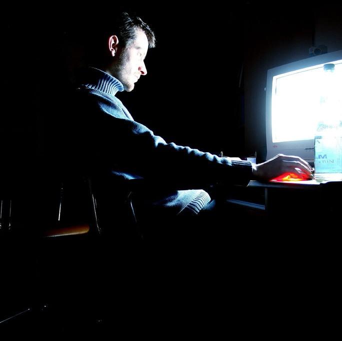 en línea sexo cibernético facial
