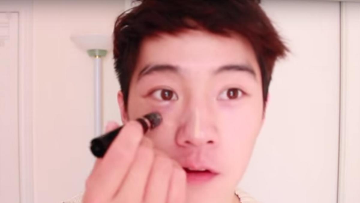 Kpop Makeup For Guys how korea's m...