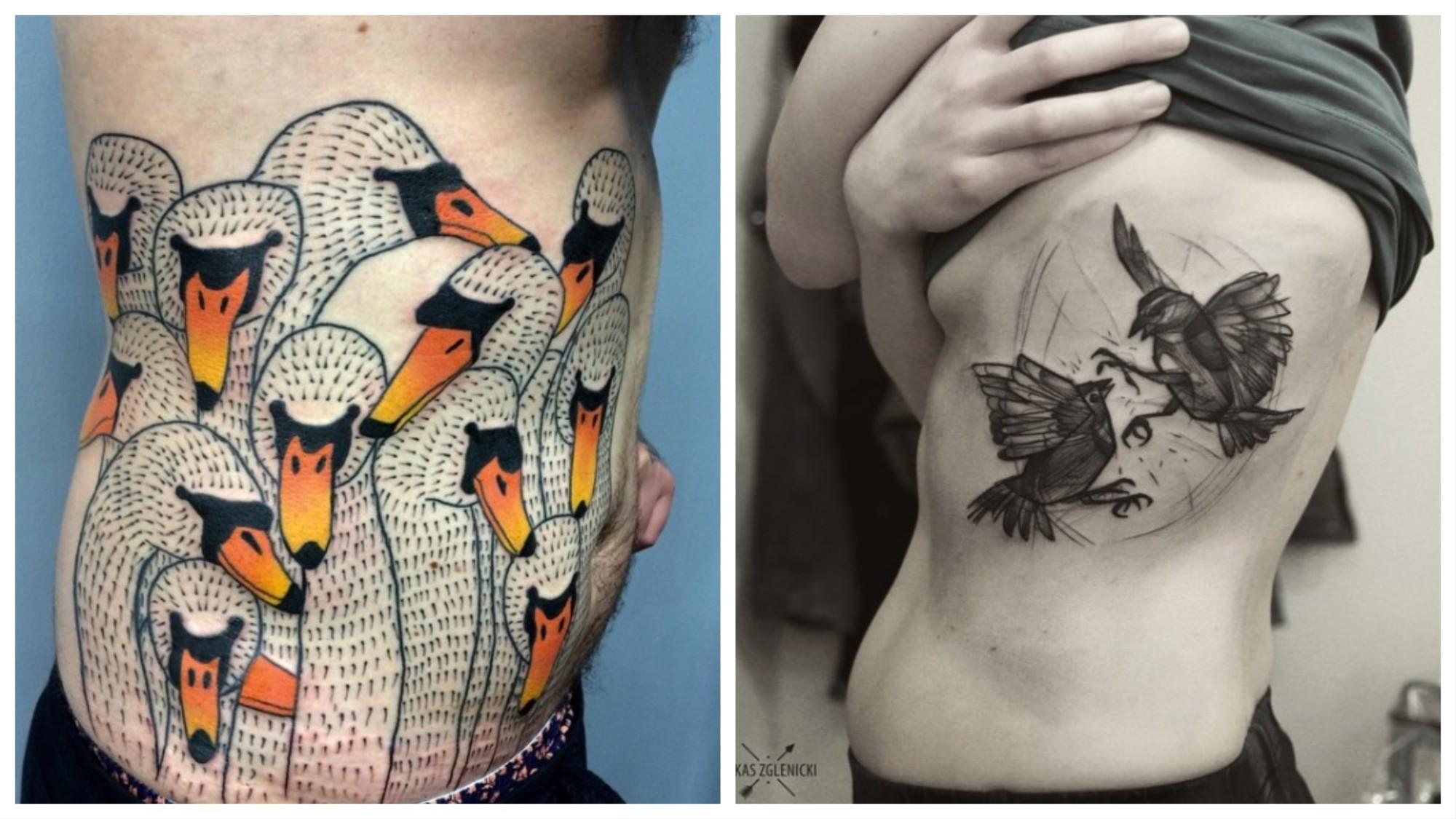 Polscy Tatuażyści Cz 2 I D