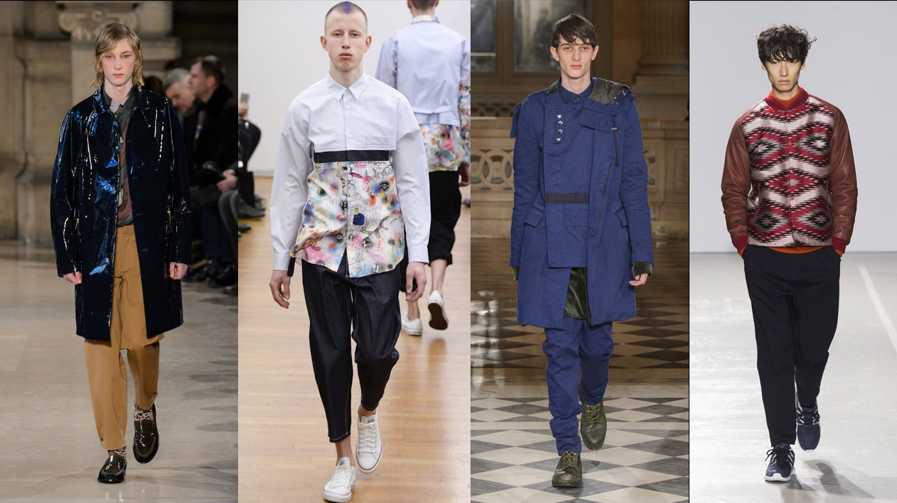 ​five japanese menswear designers you should be name checking this season
