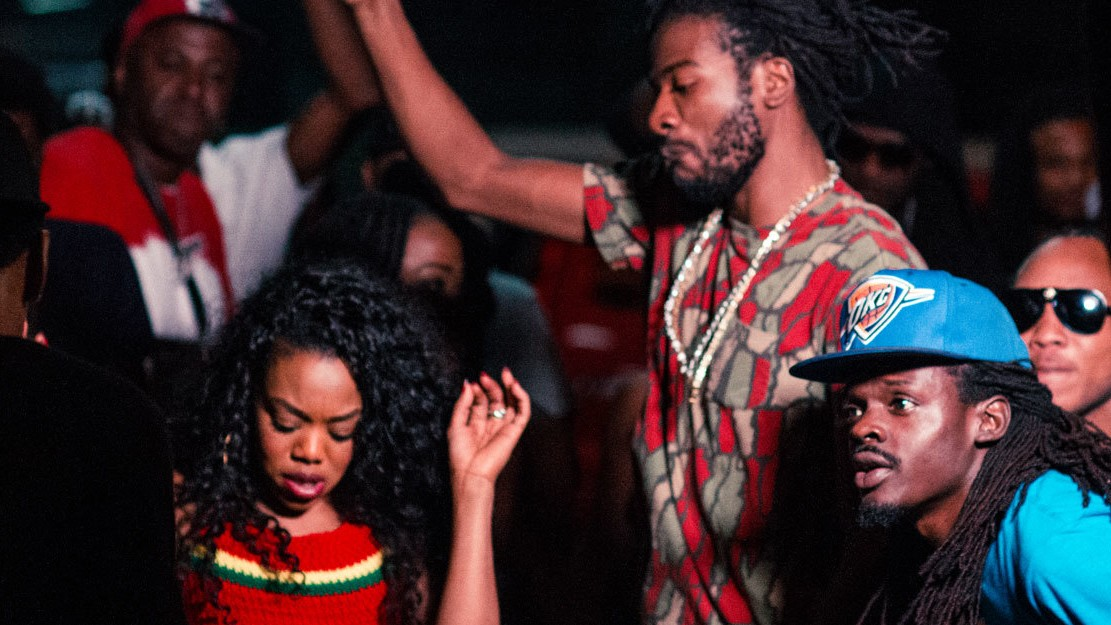 video premiere: gyptian feat. lady leshurr, all on me (diztortion remix)