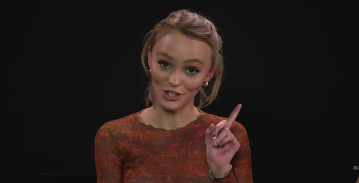 ​watch lily-rose depp perform justin bieber's sorry