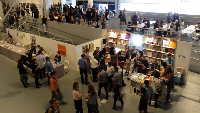 five things you can't miss at the la art book fair