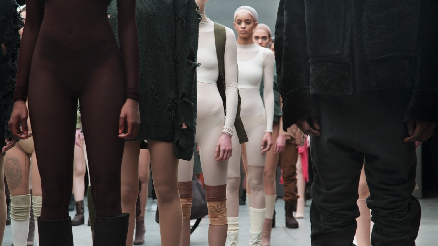 why vanessa beecroft is more controversial than kanye