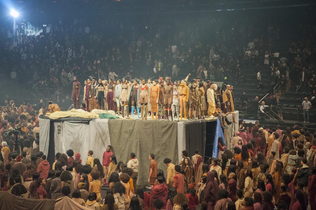 Kanye West Spreads His Gospel At Madison Square Garden I D