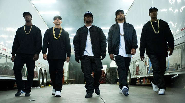 'straight outta compton' podcast dives deep into hip-hop culture