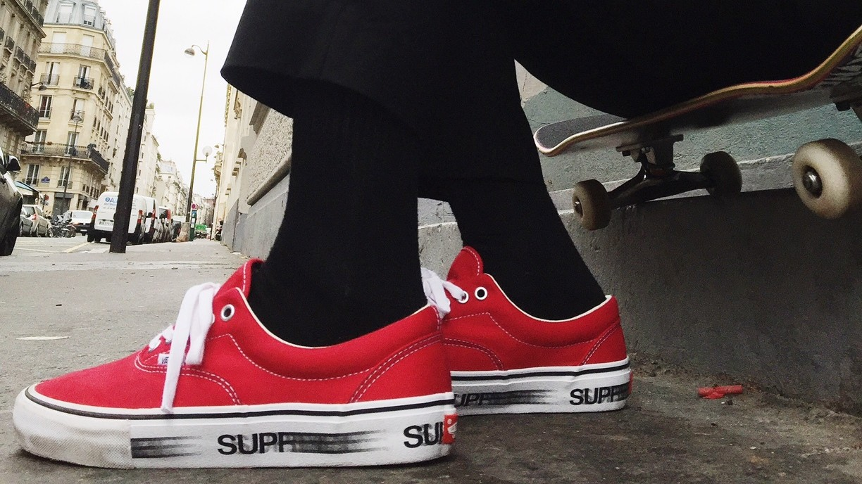 supreme announce the dawning of a new (vans) era