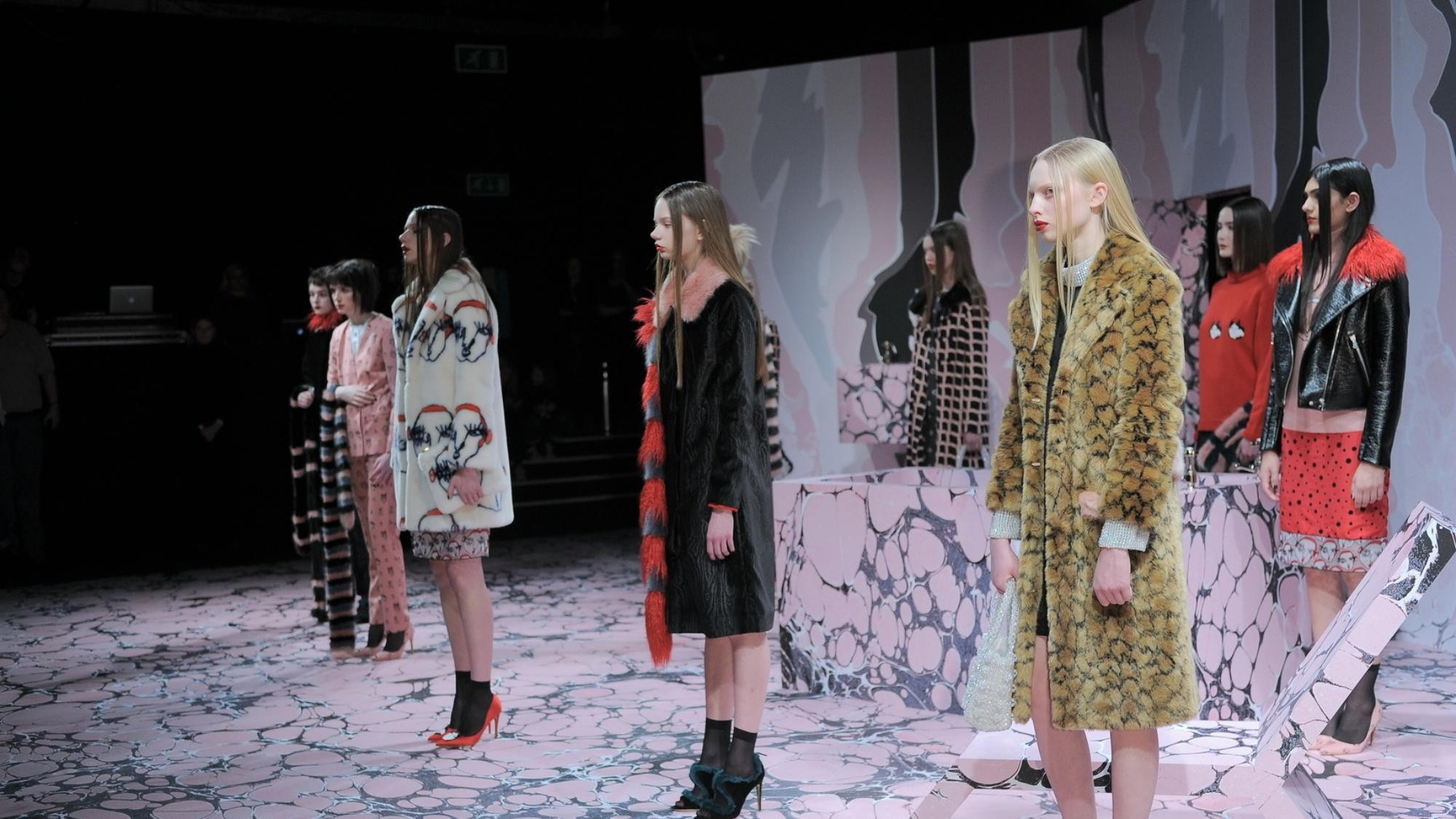 ​shrimps' hannah weiland on her decision not to use real fur