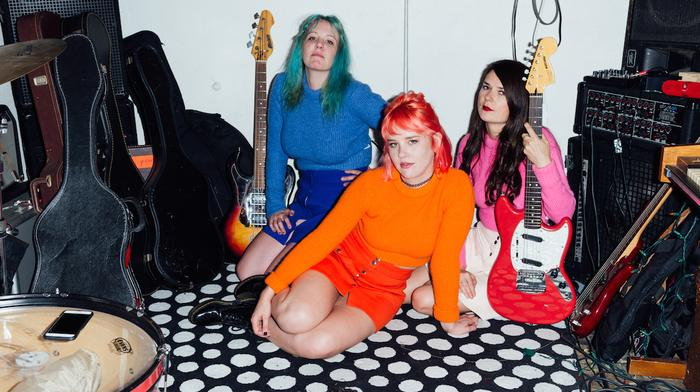 beloved la grrrl group bleached are going back on the road