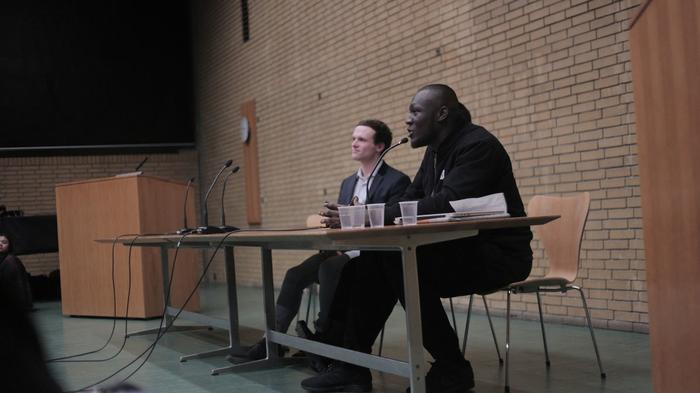 what stormzy taught us at oxford university last night