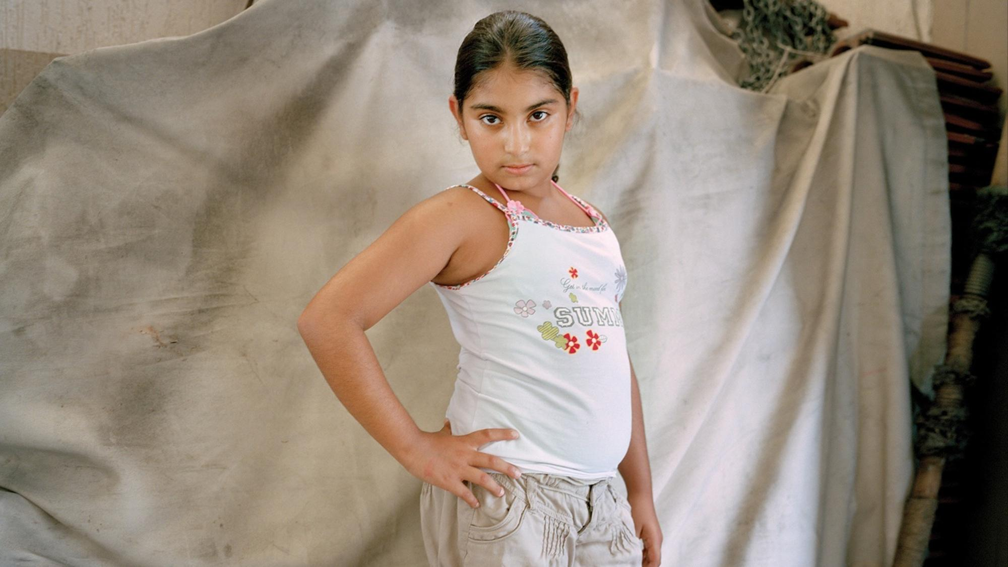rania matar captures the universal awkwardness of coming of age