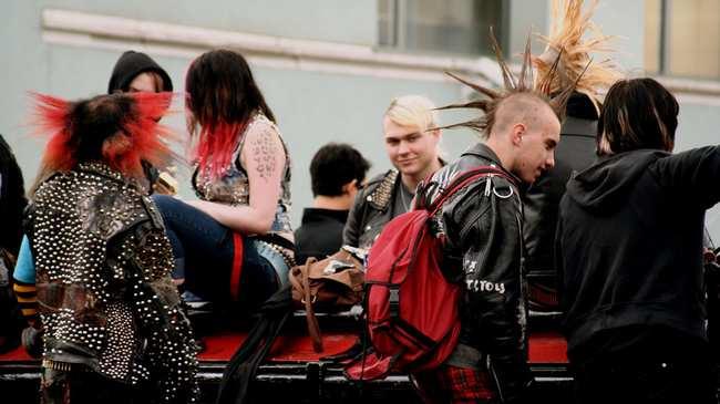 2438b3ace2 vivienne westwood's son is burning £5 million of punk memorabilia to prove  punk isn't dead
