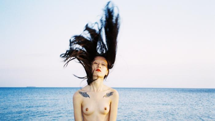 ren hang's nsfw new show features beautiful nudes shot in athens