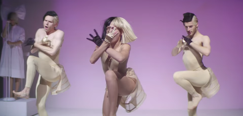 Maddie ziegler nude maddie ziegler stars in her fourth sia video