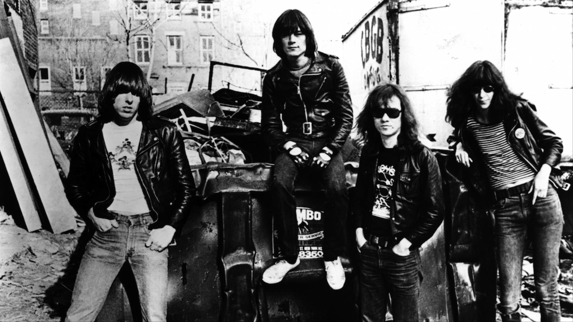 inside the new ramones retrospective with 'punk curator' marc h. miller