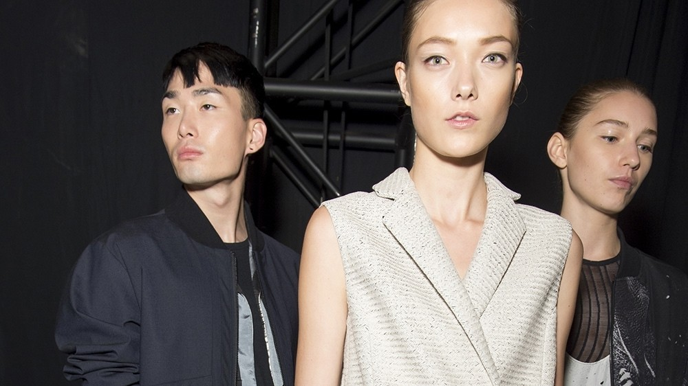 public school is the latest brand to combine men's and women's shows