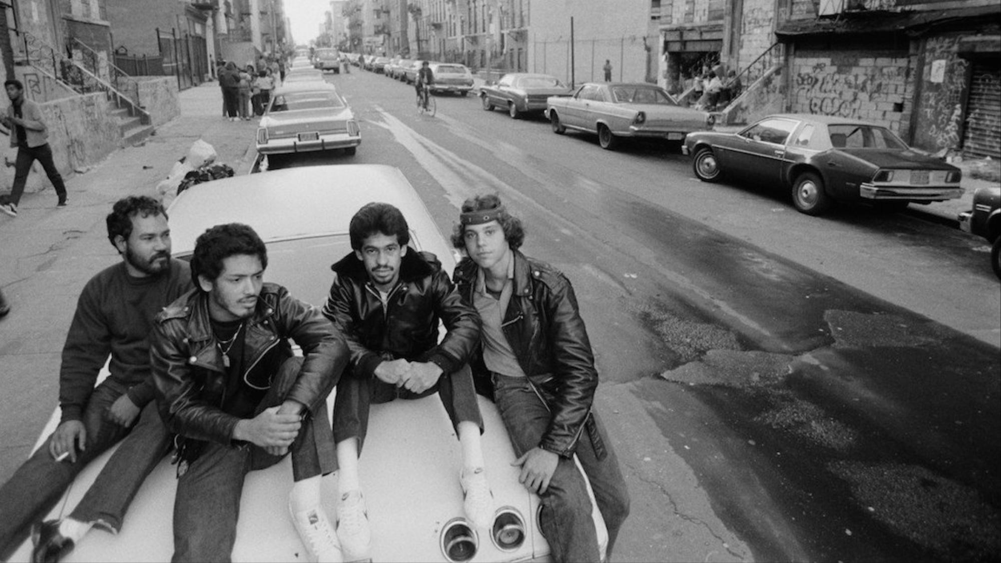 this rediscovered documentary captures the wild energy of a long-lost 80s brooklyn neighborhood