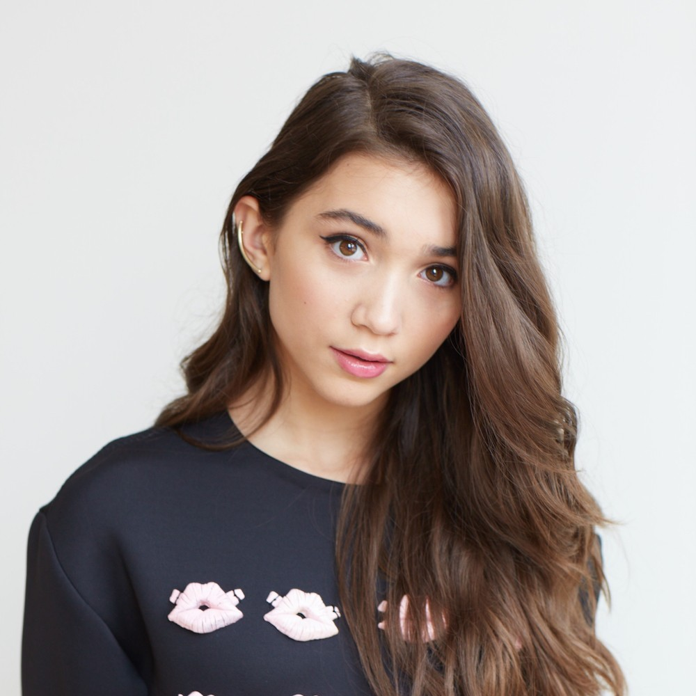 why rowan blanchard wants to be more like kanye west ...