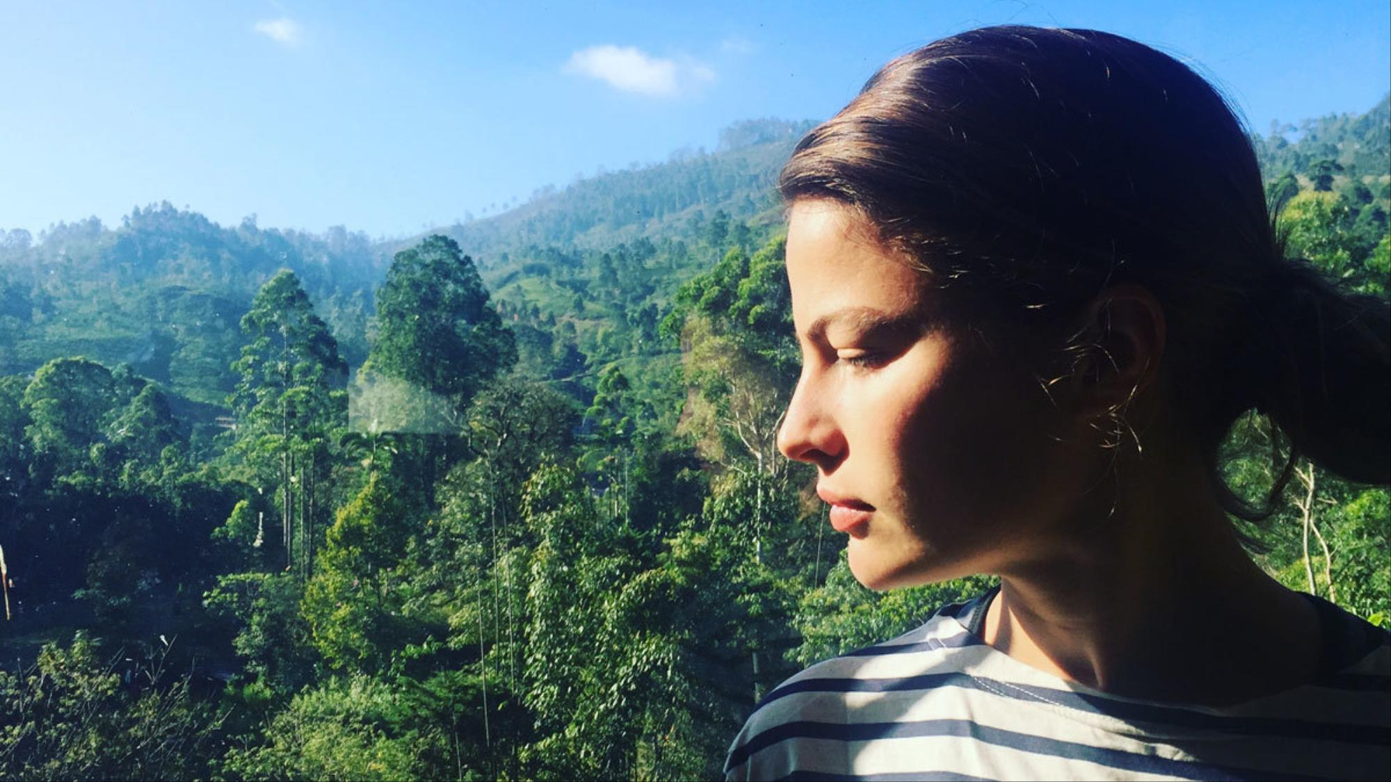 cameron russell's rainforest diary
