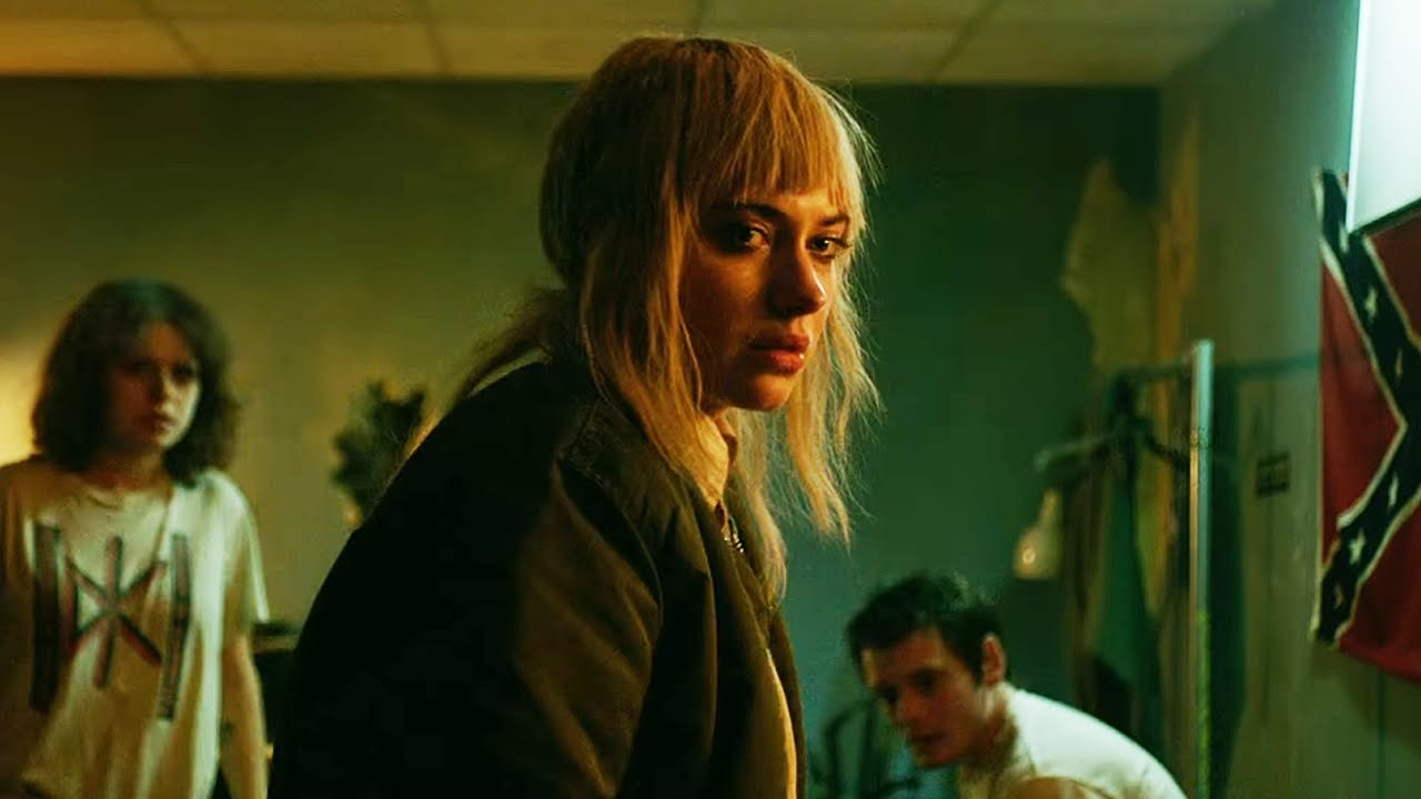imogen poots on being the punk scream queen of this year's goriest film