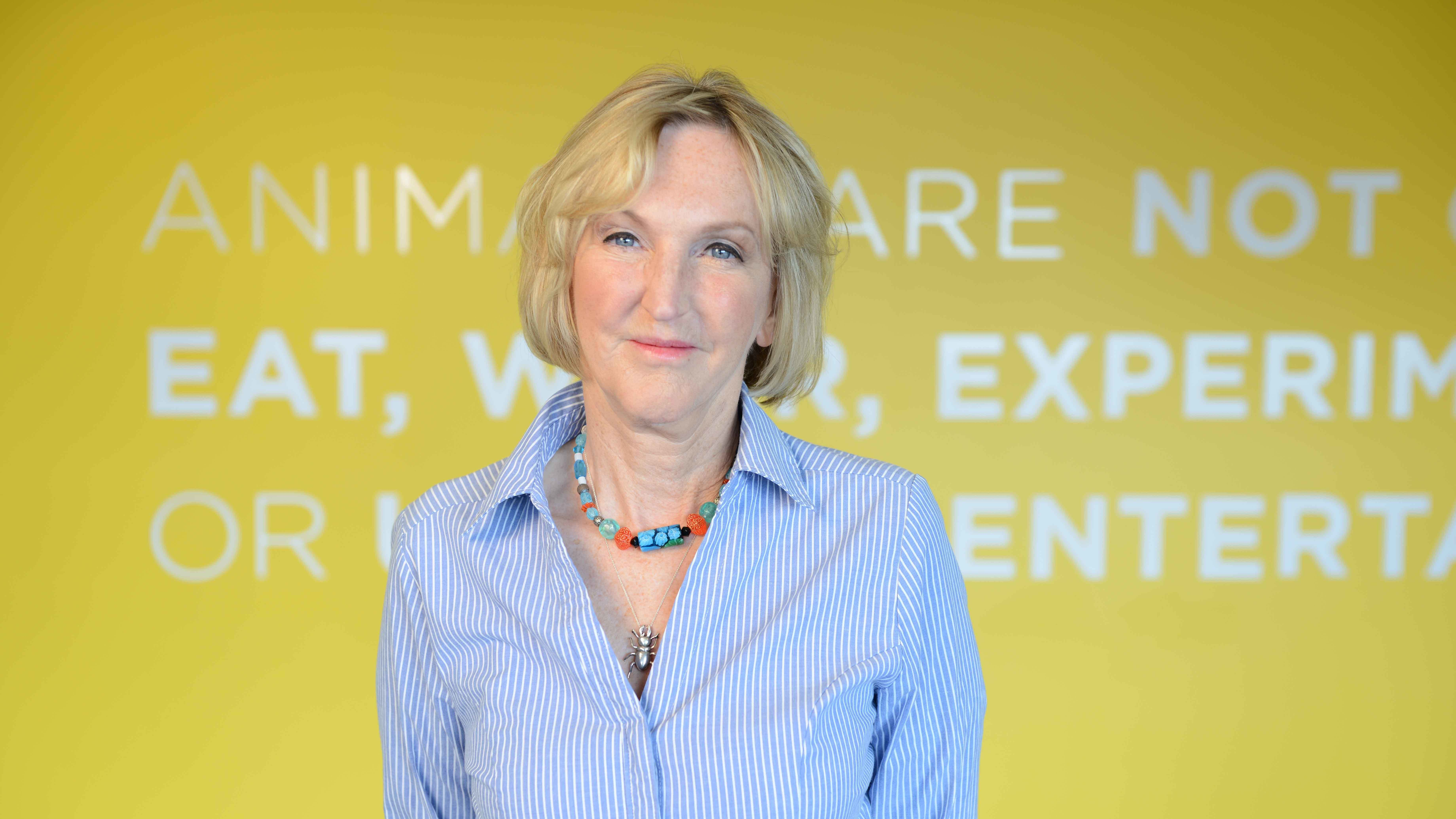 ​talking the skin you're in with peta founder ingrid newkirk