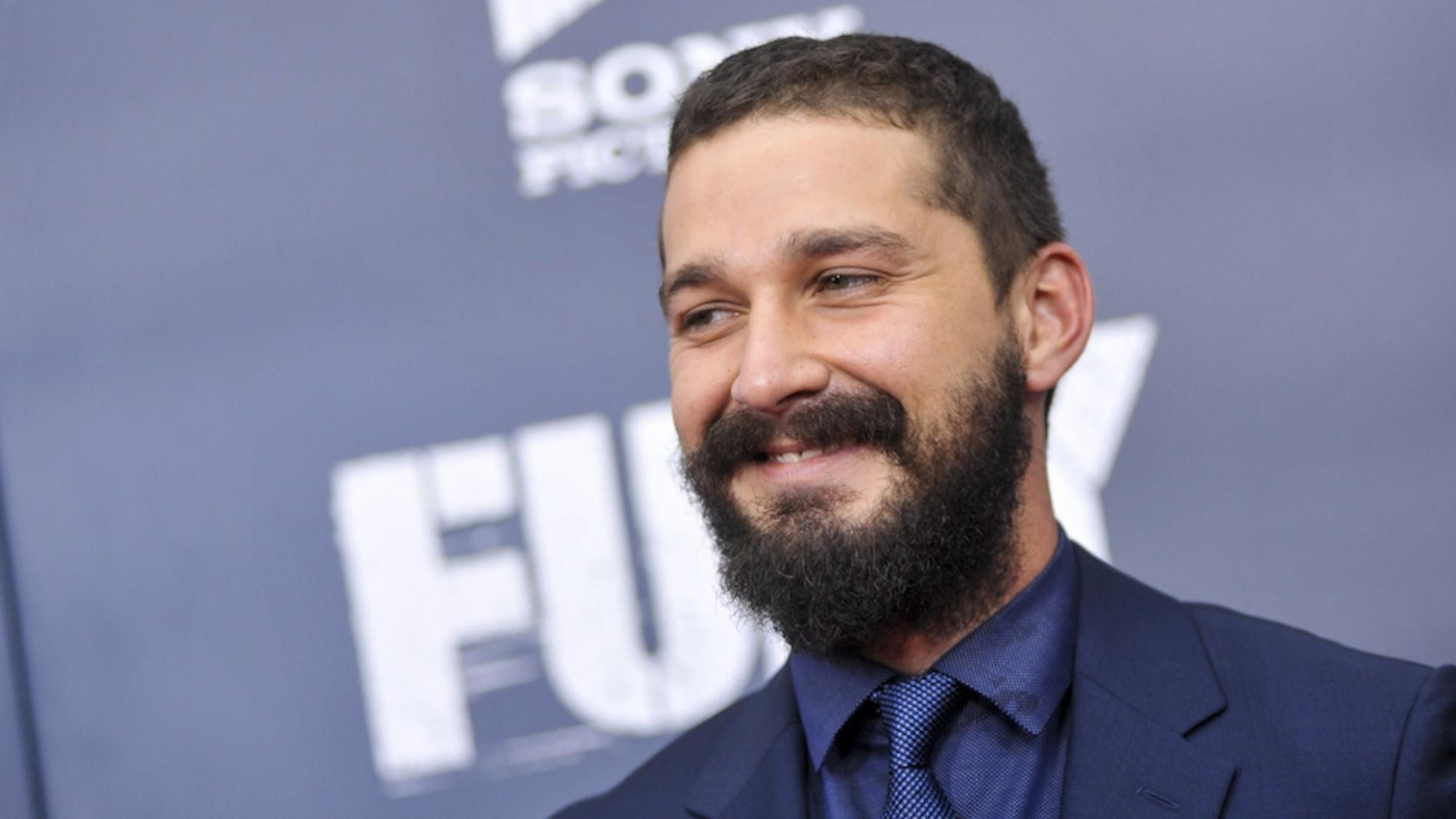 shia labeouf reached out to the guy punched in the face for