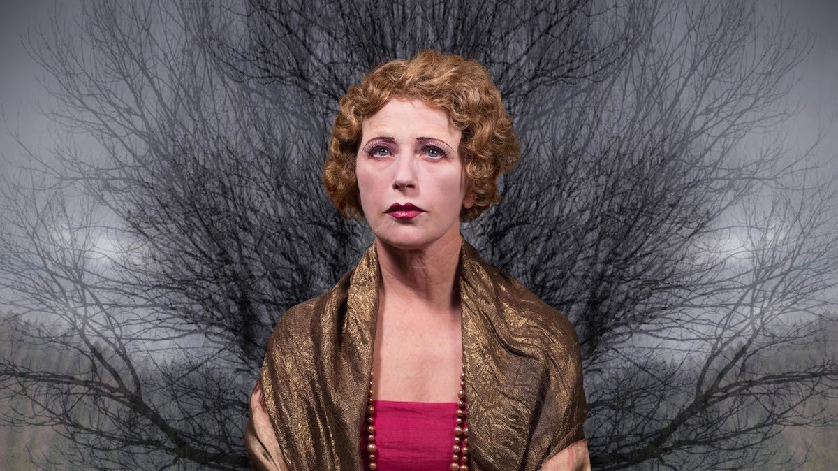 cindy sherman embodies aging screen queens in her most personal show yet