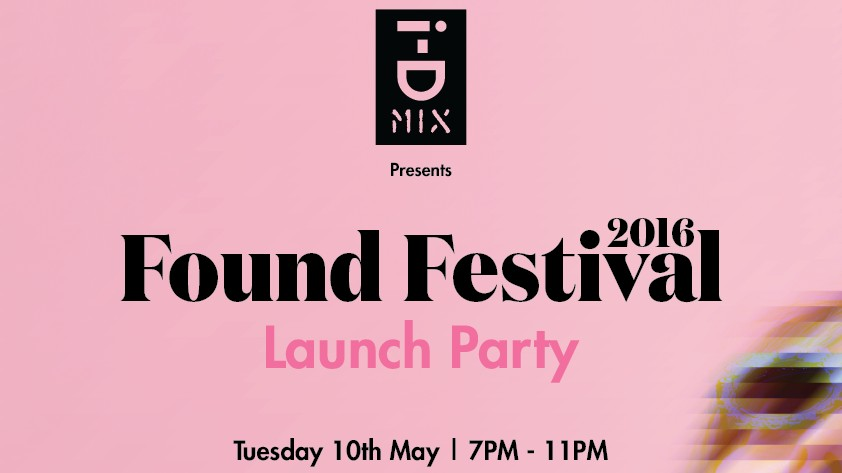 i-D mix and found festival are throwing a free party!