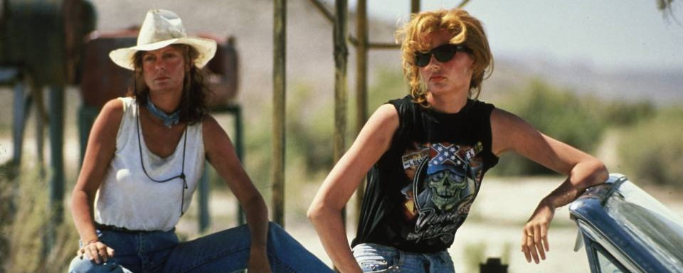 what 'thelma & louise' taught me about being an american woman