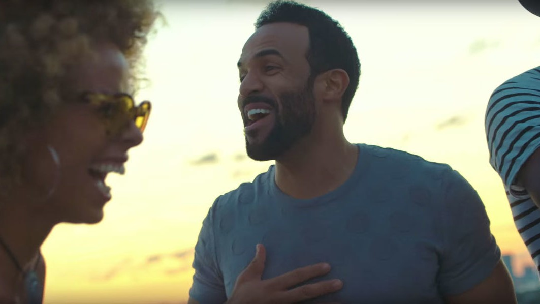 craig david is kick-starting summer with his new video