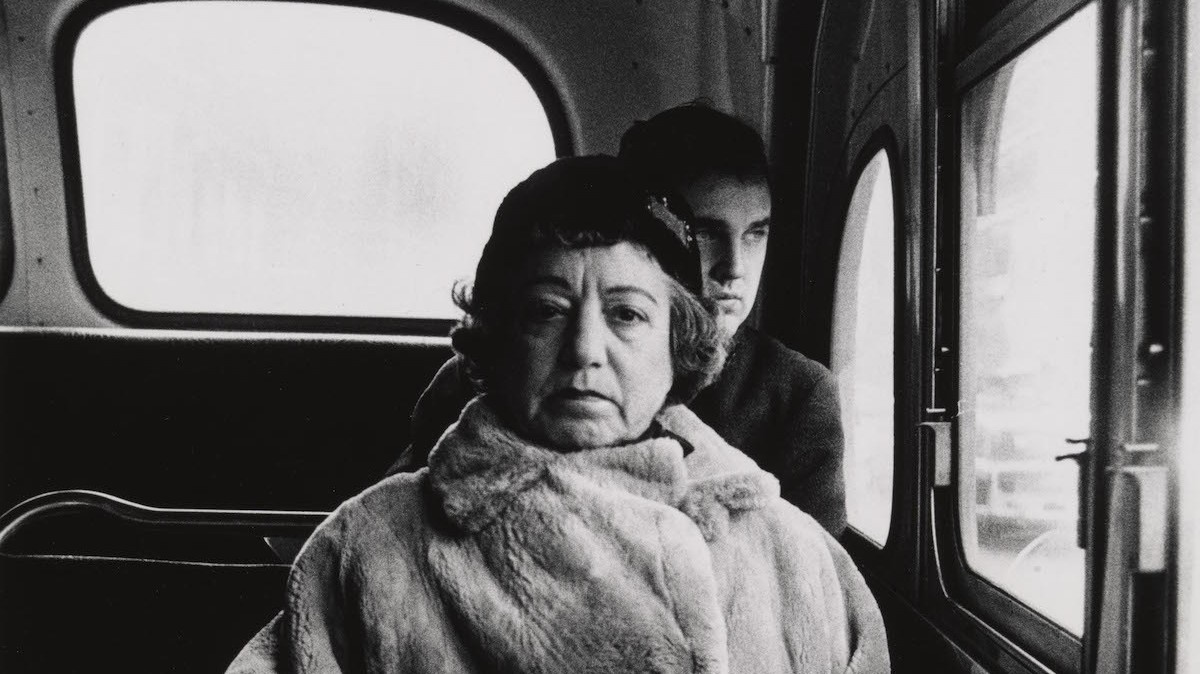 discover diane arbus's early, unseen photographs of nyc eccentrics