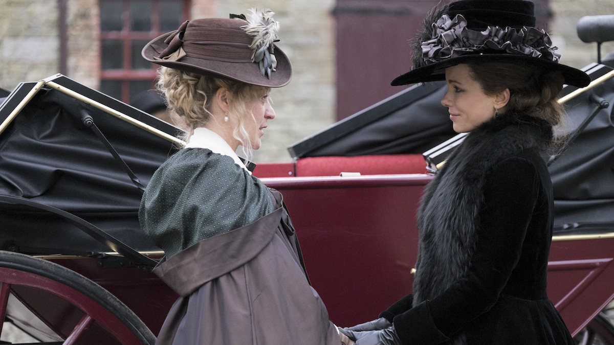 whit stillman talks 'love & friendship,' chloë sevigny, and dancing at studio 54