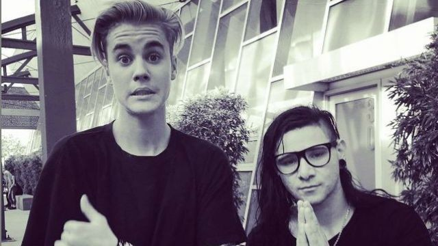 skrillex responds to claims he and justin bieber stole 'sorry'