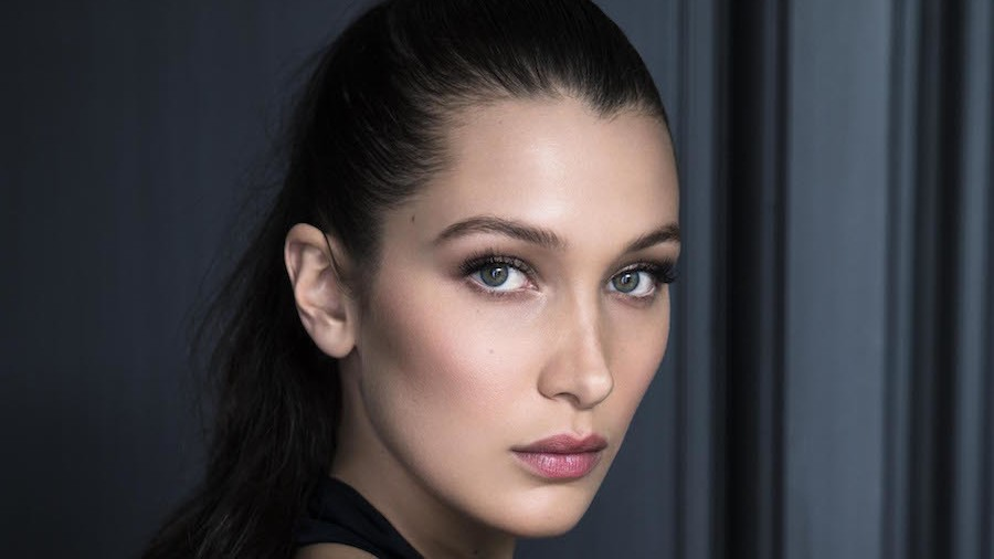 bella hadid to star in dior web series