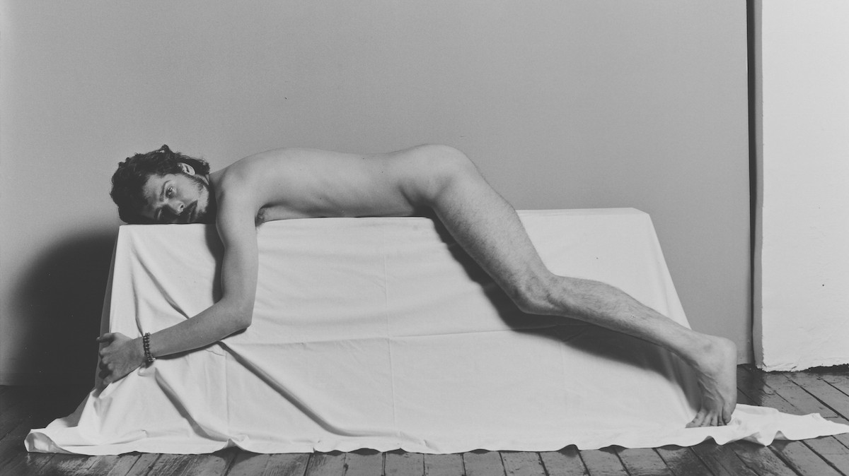 robert mapplethorpe's fascination with male nudes explored in a third l.a. show