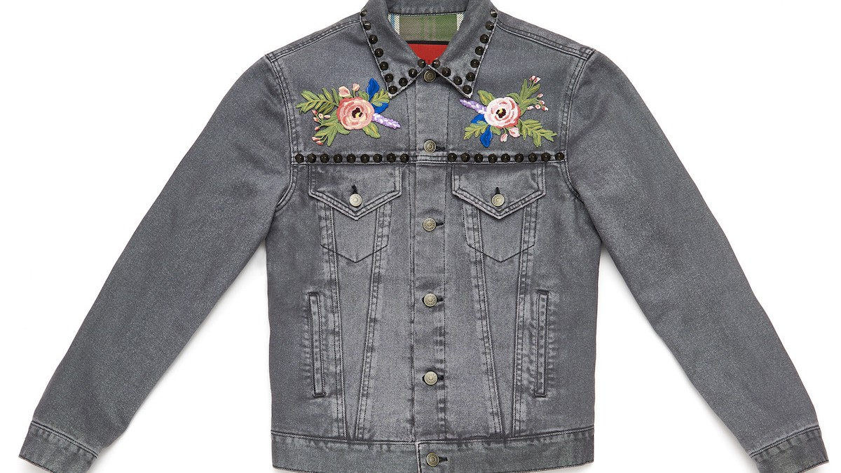 gucci and dover street market to release capsule collection