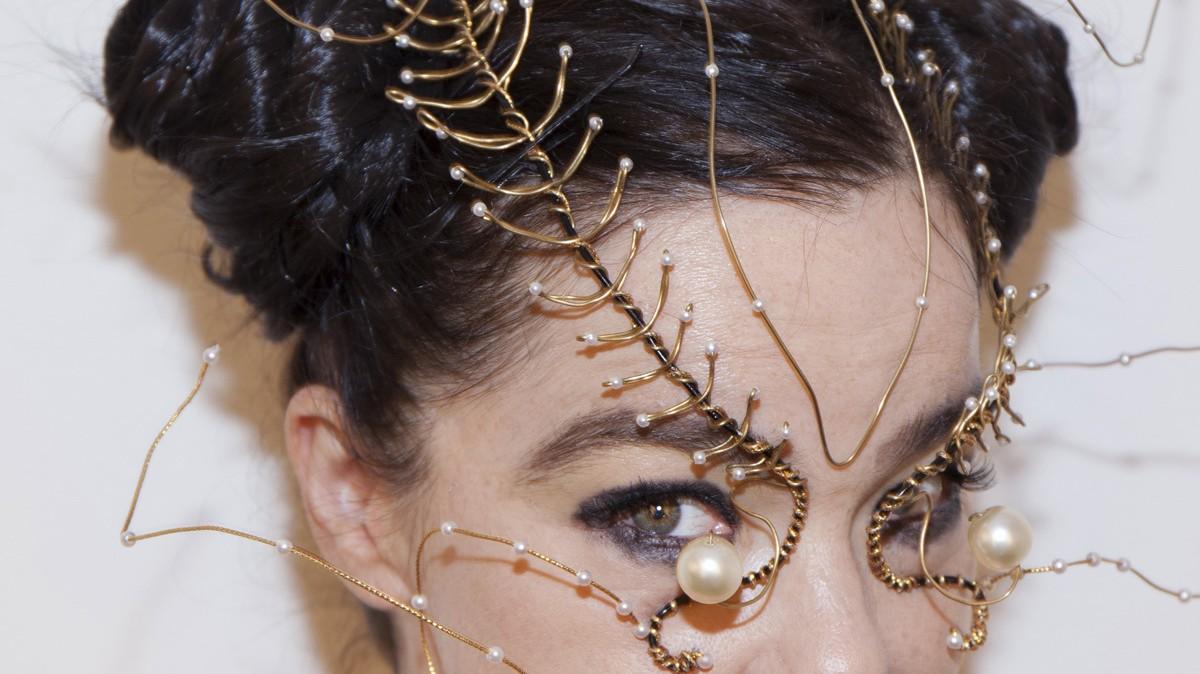 Björk Invites Us Deep Inside Her Perfectly Weird Mind