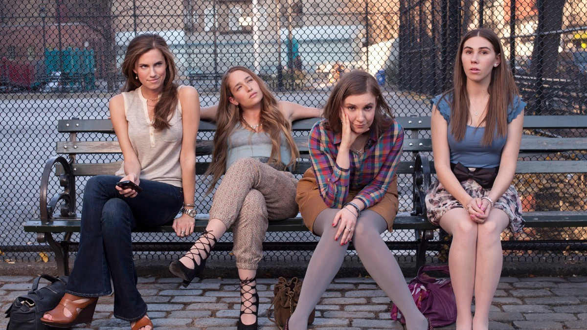lena dunham and 'girls' cast share powerful anti-rape psa