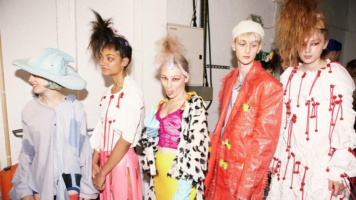 can you help meadham kirchhoff save the last of their archive?