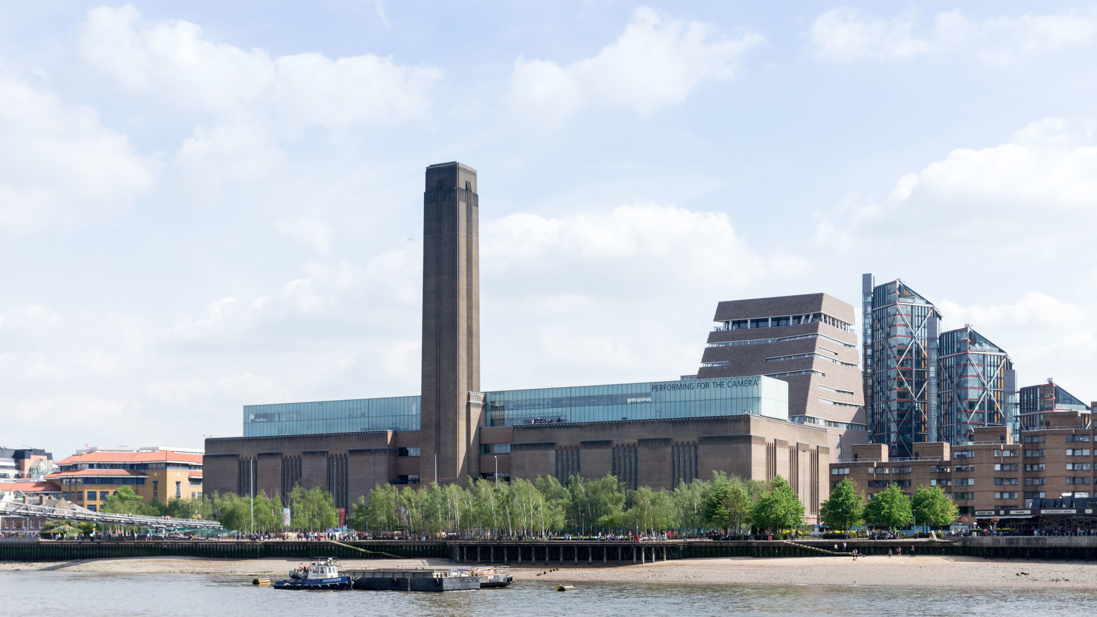 how the tate modern changed art in britain