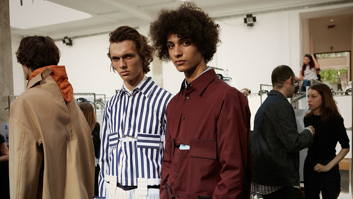 from boys to men at marni