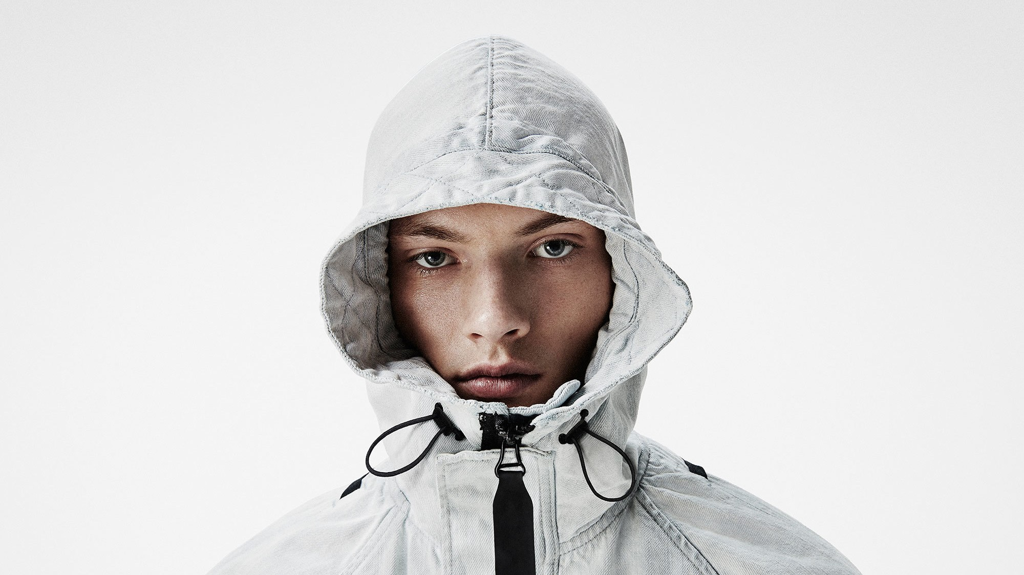 take an exclusive first look at g-star raw research by aitor throup