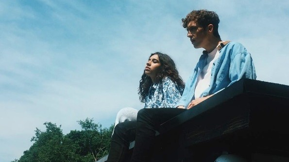 power youths troye sivan and alessia cara collaborate on dreamy track