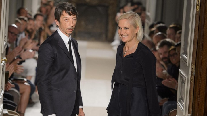 valentino confirms departure of co-creative director maria ...