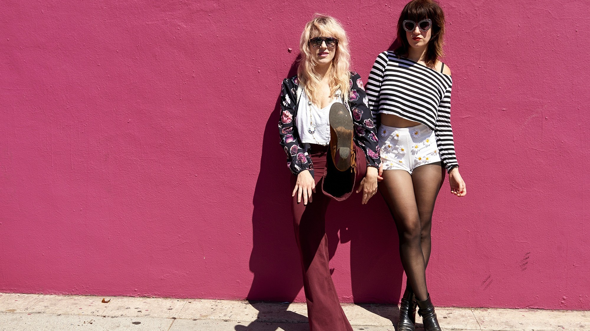 deap vally: rocking shoeless to subvert the patriarchy